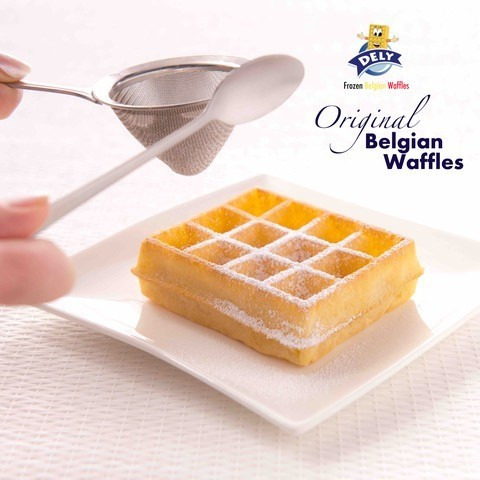 DELY BELGIAN WAFFLES