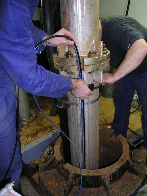 Système de pompage de l'eau