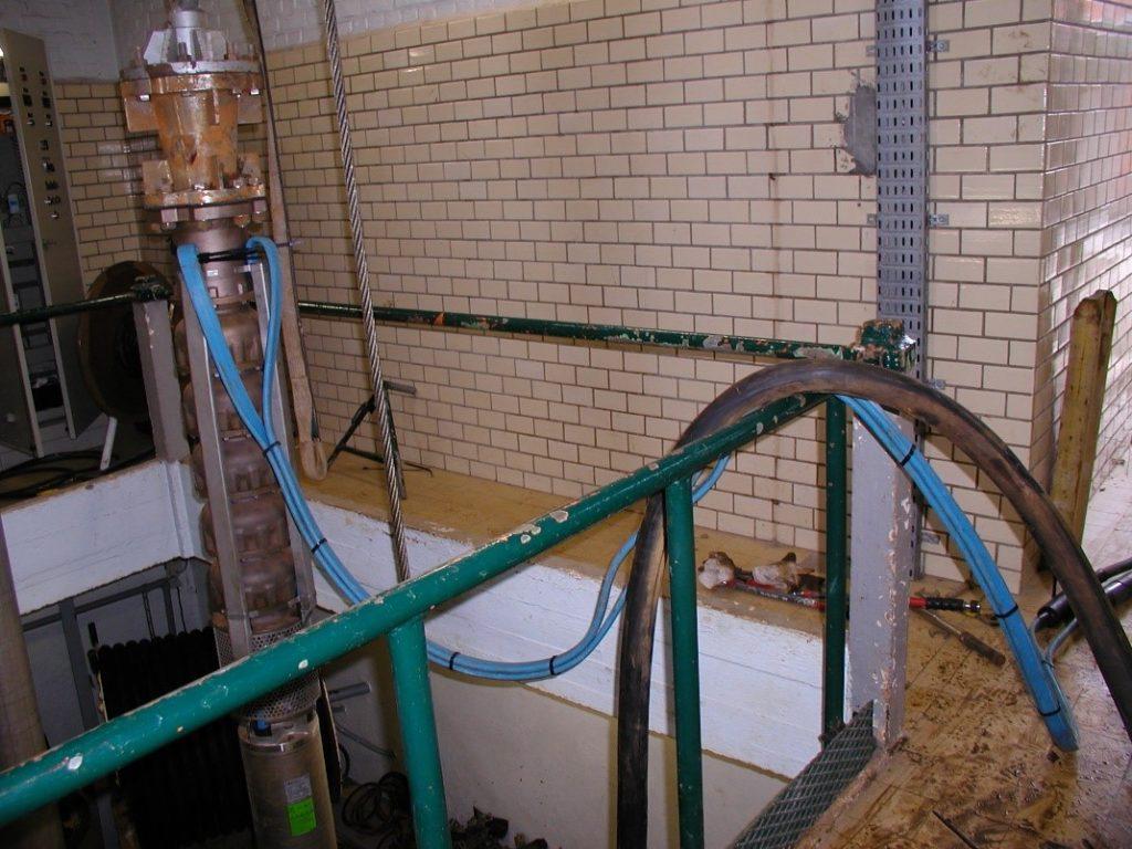 Système de pompe d'eau